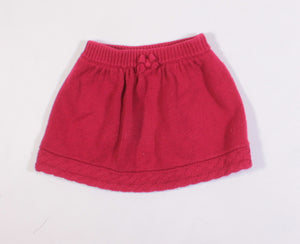 GYMBOREE RED KNIT SWEATER 2Y EUC