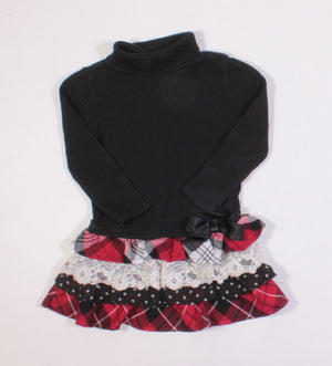 TCP PLAID DRESS 2T VGUC/EUC
