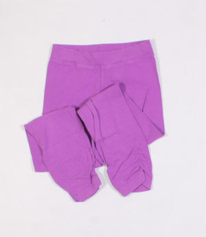 TANGERINE PURPLE LEGGINGS 7Y VGUC