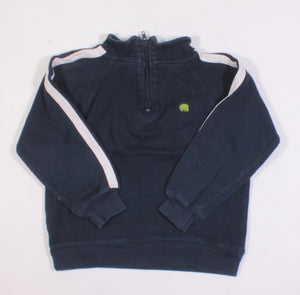 WOODLAND NAVY SWEATER 5Y VGUC