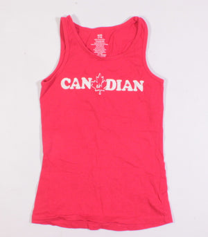 CANADIAN TANK TOP 7-8Y EUC