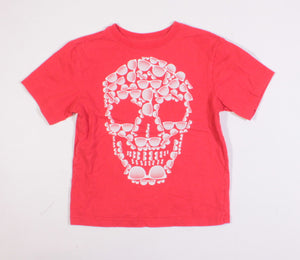 TCP SKULL GLASSES TEE 5/6Y EUC