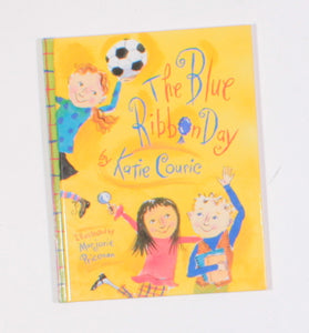THE BLUE RIBBON DAY BOOK EUC