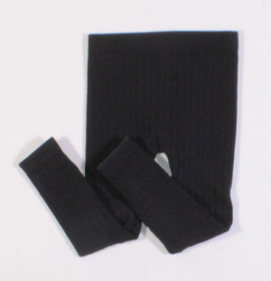 BLACK LEGGINGS 3T EUC