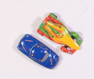 DISNEY CARS 2 PACK EUC