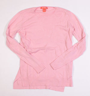 JOE FRESH PINK SWEATER LADIES XS EUC