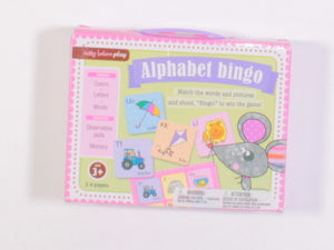 ALPHABET BINGO GAME VGUC