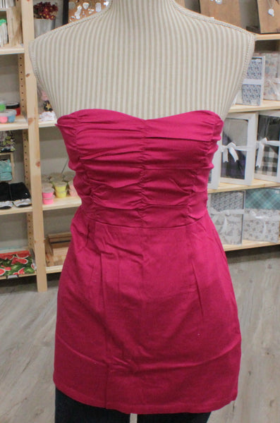 DYNAMITE PINK DRESS/TOP SMALL EUC