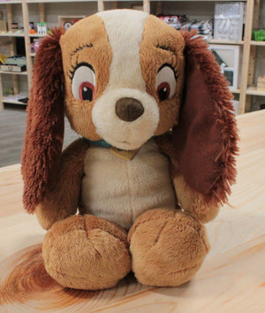 LADY DISNEY DOG PLUSH