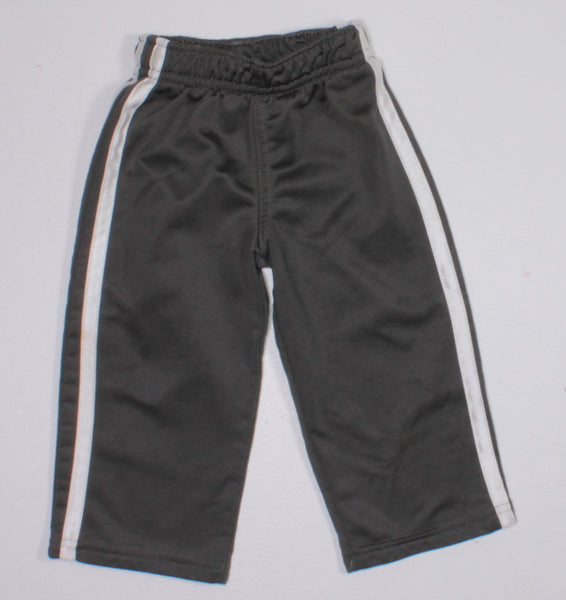 CARTERS GREY PANTS 12M EUC