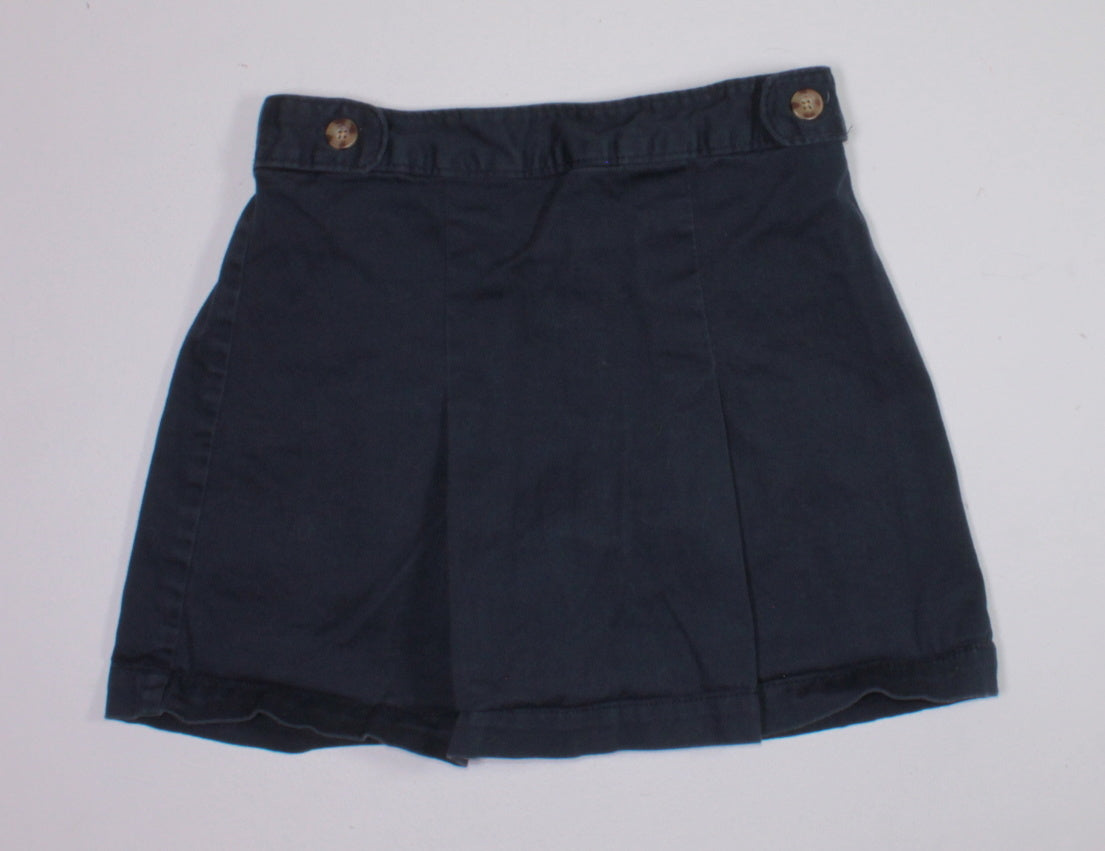 OLD NAVY BLUE SKIRT 10-12Y VGUC