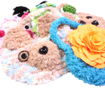 Load image into Gallery viewer, D&D Crafts, Crochet Animal Purses