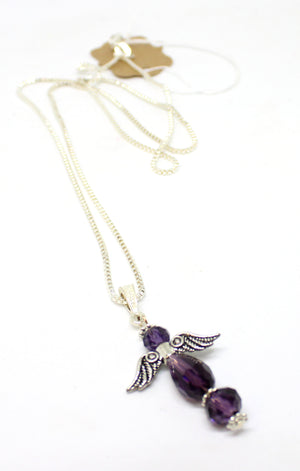 Designed By Me- RAS, Angel Necklaces