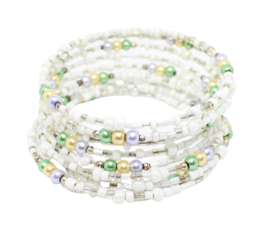 Nature's Living Edge Gems, Memory Wire Bracelets