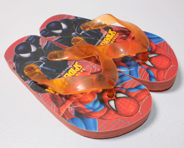 SPIDERMAN SANDALS SIZE 6.5 EUC