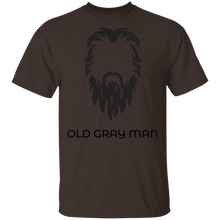Load image into Gallery viewer, Old Gray Man Basic T-Shirt
