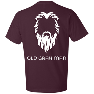 Old Gray Man Lightweight T-Shirt