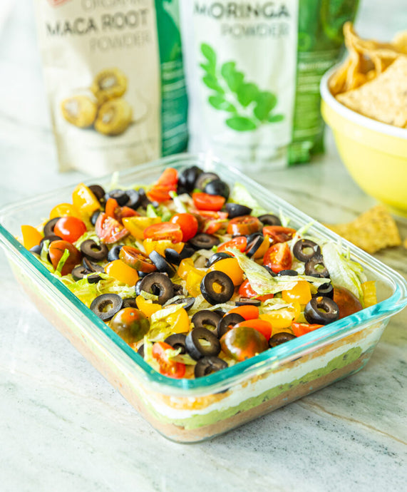 7-Layer Superfood Bean Dip