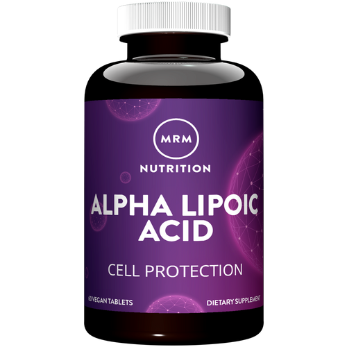 ALA60 Alpha Lipoic Acid antioxidant energy detoxification