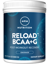 Load image into Gallery viewer, RL840 BCAA Glutamine Muscle Recovery Powder Lemonade