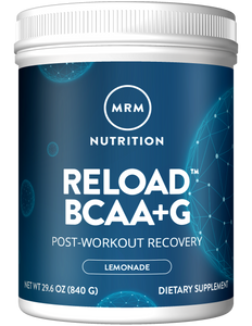 RL840 BCAA Glutamine Muscle Recovery Powder Lemonade