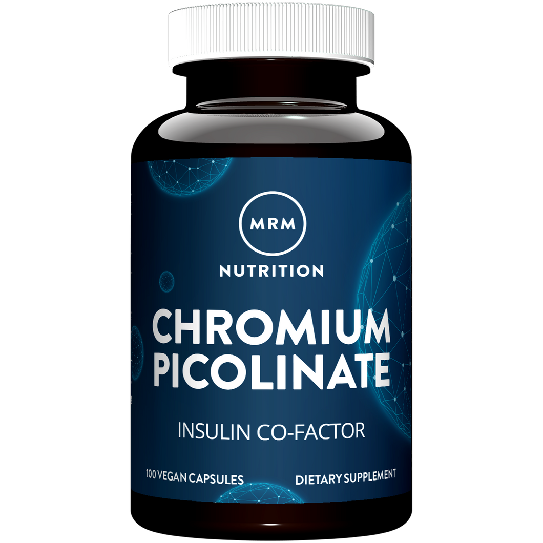 Chromium Picolinate insulin co-factor