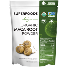 Load image into Gallery viewer, Superfoods - Organic Maca Root Powder