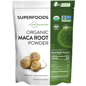 Superfoods - Organic Maca Root Powder