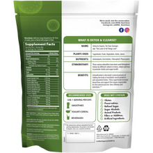 Load image into Gallery viewer, Superfoods - Organic Detox & Cleanse Powder