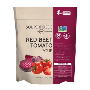 Red Beet Tomato Soup