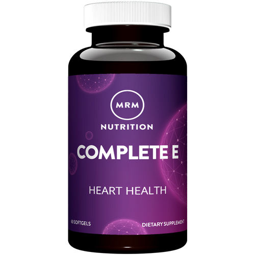 All natural Vitamin E antioxidant heart health