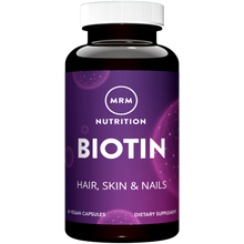 Load image into Gallery viewer, Biotin Healthy Hair Skin Nails
