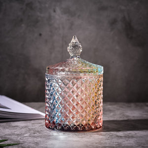 Multi-purpose Crystal Jar