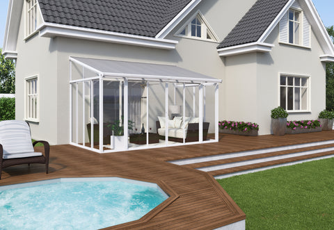 SanRemo 10 x 14 Patio Enclosure by Palram HG9060
