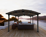 Tucson 12 x 14 Gazebo Carport and Patio Cover by Palram HG9161