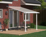 Olympia 10 x 10 Patio Cover in White HG8810W