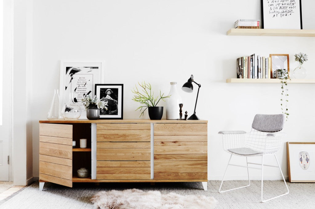 White or Black - the Modern Sideboard