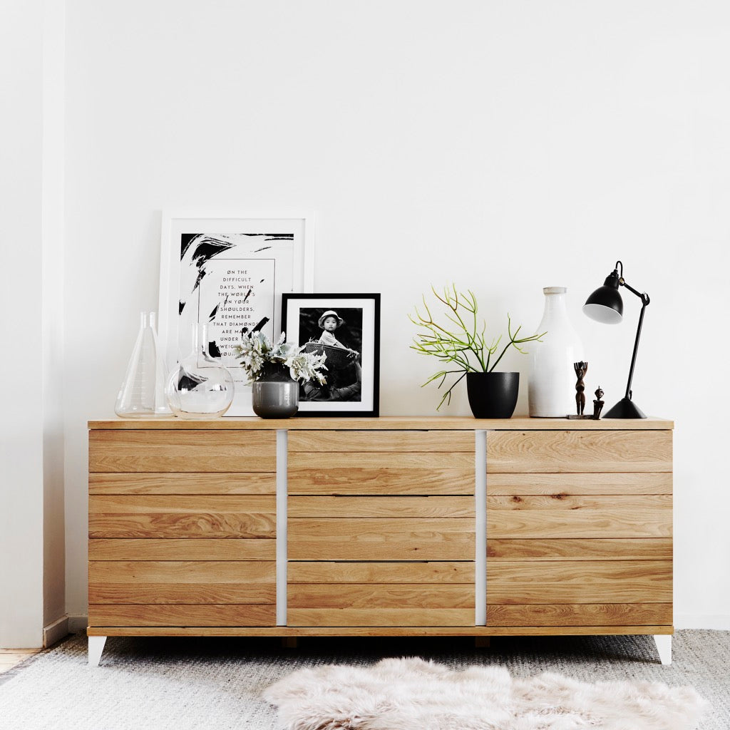 Industrial M Sideboard