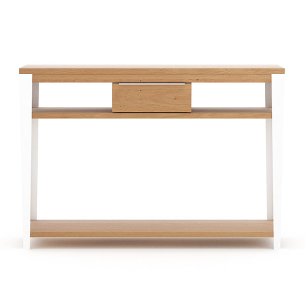 Industrial M Console - White