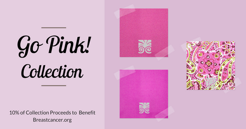 SleekSleeves Go Pink in Support of Breast Cancer Collection