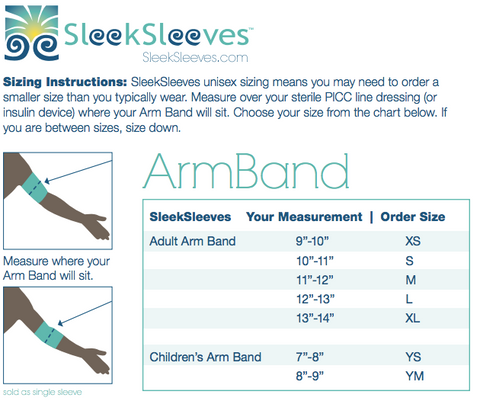 SleekSleeves-Arm-Band-Sizing-Chart-2016