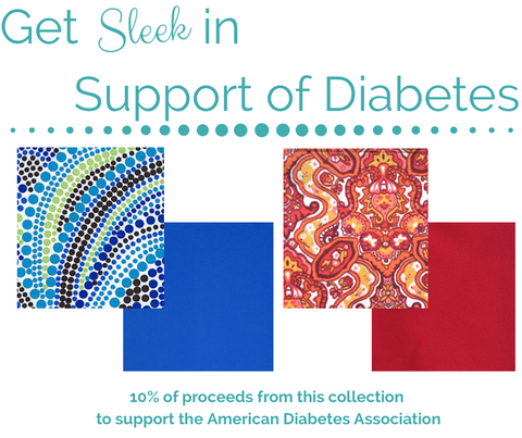 Get Sleek With SleekSleeves in Support of Diabetes
