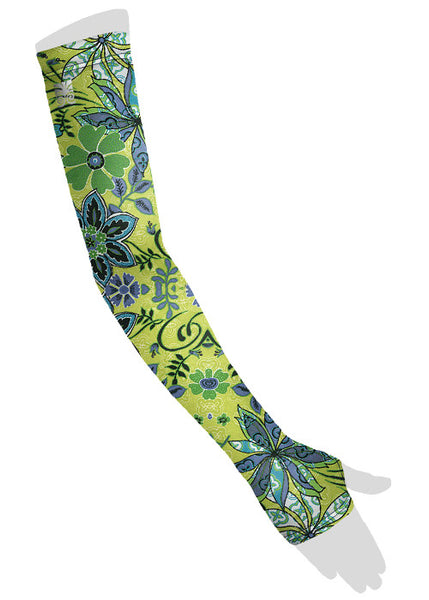 Arm Protection Sleeve - Wildflower