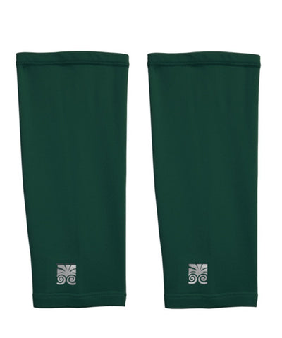 Shin and Calf Sleeve - Forest Green