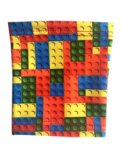 Children's Arm Band - Bricks