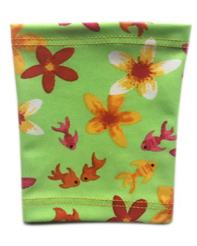 Children's Arm Band -Fish and Flowers