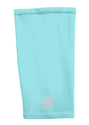 Knee Brace Cover Sleeve - Aqua