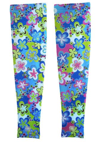 Full Length Arm Sleeves - Daisy Power