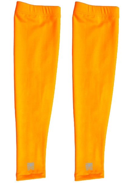 Medical Arm Sleeves - Neon Orange