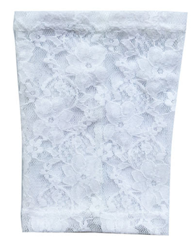 Arm Band - White Lace
